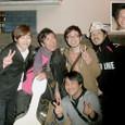 Live 2009.04.20 下北沢440 ⑤ 打ち上げへ 撮影:いしやん