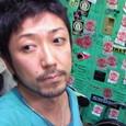Live 2009.07.16 大阪knave 本番前の楽屋にて  撮影:myself
